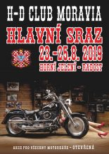 Plakát Hlavni Sraz 2019 Www02