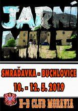 Jarní míle H-DC Moravia Penzion Smraďavka